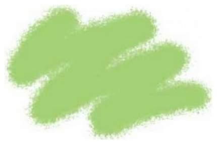 Краски для моделизма ZVEZDA Краска светло-зеленая