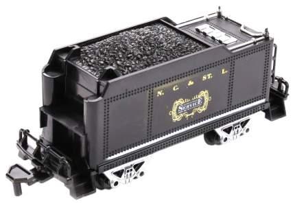 Железная дорога Play Smart 0695 Классический поезд с дымом свет звук 212 см