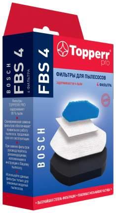 Фильтр для пылесоса Topperr FBS4