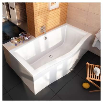 Акриловая ванна Ravak Magnolia 180х75 без гидромассажа