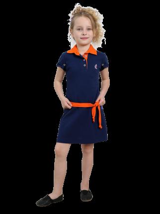 Платье Radiance RT1617/синий 122