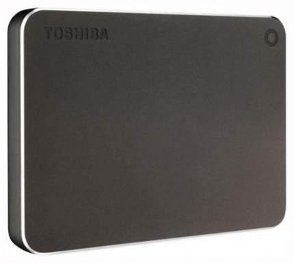 Внешний SSD накопитель Toshiba Canvio Premium 3 TB Grey (HDTW230EB3CA)