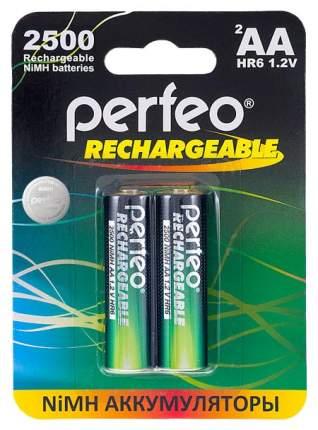 Аккумуляторная батарея Perfeo PF AA2500/2BL 2 шт