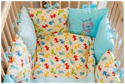 Комплект детского постельного белья Polini Собачки 0001860-12