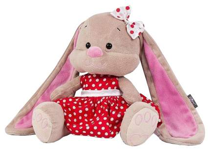 Мягкая игрушка Jack Lin Зайка в красном платье 25 см JL-023-25-КСО