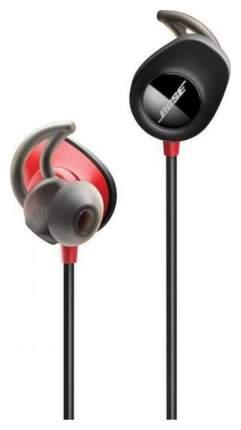 Беспроводные наушники Bose SoundSport Pulse Wireless с пульсометром Red