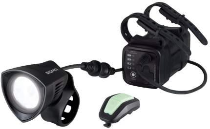 Велосипедный фонарь передний Sigma Buster 2000 17000 черный