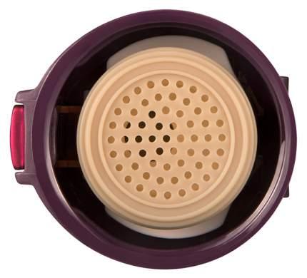 Термокружка Woodsurf Quick Open 0,35 л Темно-розовая