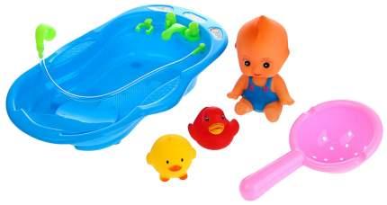 Игрушки для ванной, набор «Пупс. Купание» Крошка Я