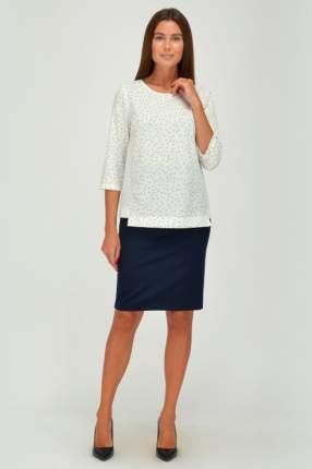 Блуза женская Viserdi 10038-трг 219450 белая 50 RU