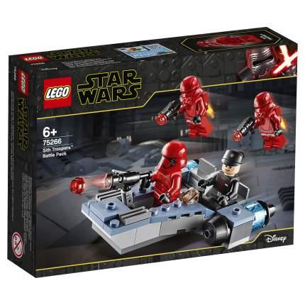 Конструктор LEGO Star Wars Episode IX 75266 Боевой набор: штурмовики ситхов