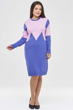 Платье женское VAY 182-2384 фиолетовое 44 RU