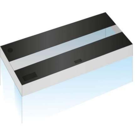 Комплект пластиковых крышек Juwel для аквариума Rio 400, черные, 150x50 см, 2шт