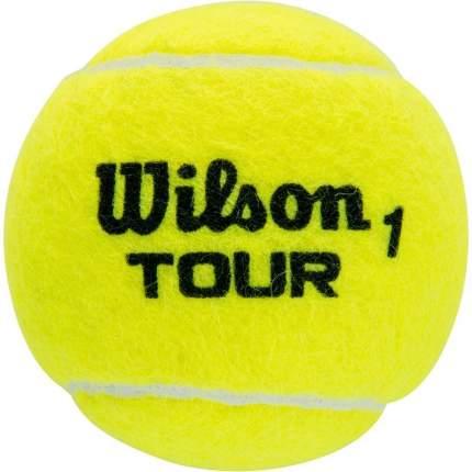 Мяч теннисный Wilson All Court 3B, желтый