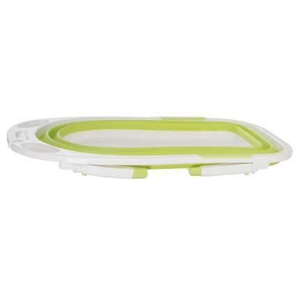Детская ванна складная Pituso 85 см зеленая