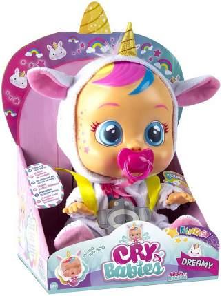 Плачущий младенец imc toys cry babies dreamy