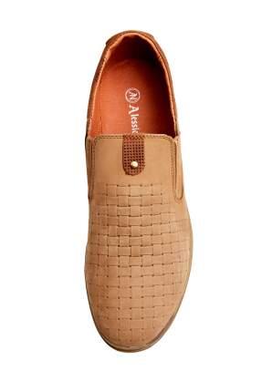 Ботинки мужские Alessio Nesca 32606990 бежевые 42 RU