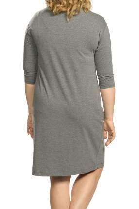 Платье женское Pelican ZFDJ9780 серое XL