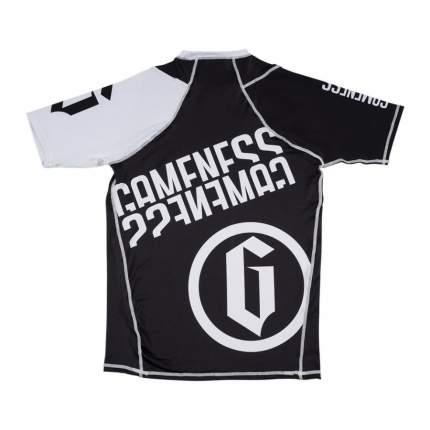 Рашгард Gameness Pro Rank Rashguard, black, L INT