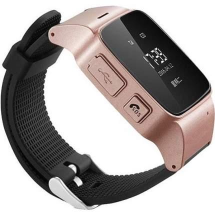 Детские смарт-часы Smart Baby Watch D99 Pink/Black