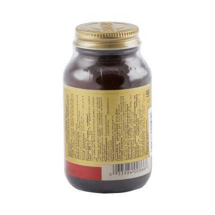 Пиколинат хрома Solgar 90 капсул