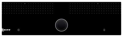 Встраиваемая варочная панель индукционная Neff T66TS6RN0 Black