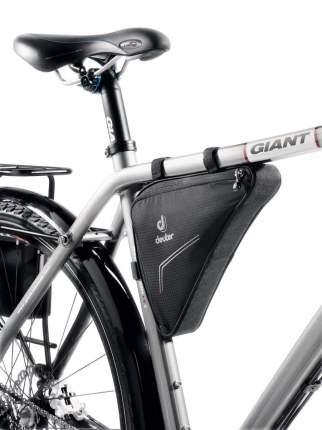Велосипедная сумка Deuter Triangle Bag черная