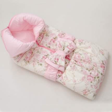 Одеяло-трансформер Евгения Весна Розовый букет