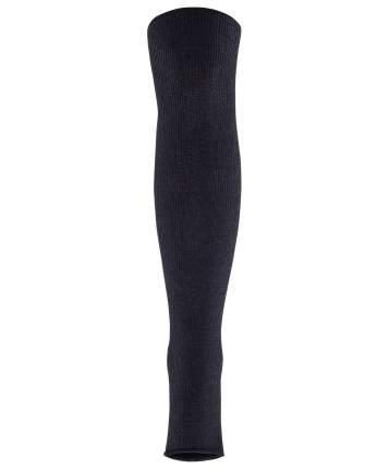 Гетры женские Amely GS-101, черные, 55 см