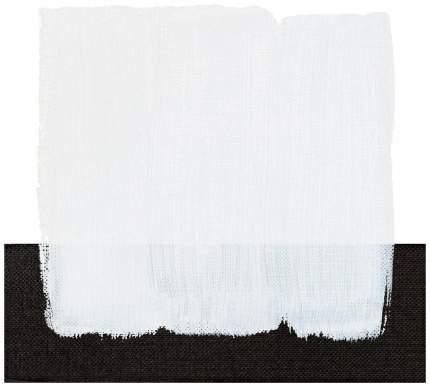 Масляная краска Maimeri Classico белила титано-цинковые 200 мл