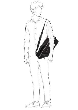 Рюкзак мужской Calvin Klein K50K5.04227.0010 черный 10 л