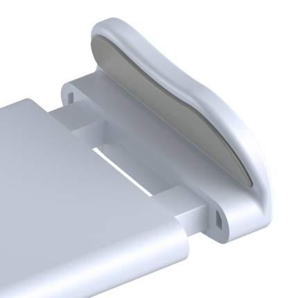 Держатель Baseus Unlimited adjustment lazy phone holder Silver