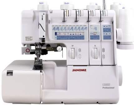 Оверлок Janome 1200D
