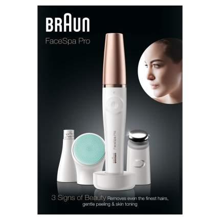 Прибор для ухода за лицом Braun FaceSpa Pro 913
