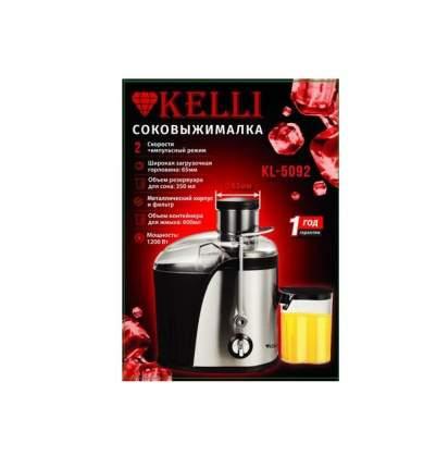 Соковыжималка электрическая KELLI KL-5092