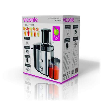 Соковыжималка электрическая VICONTE VC-5001