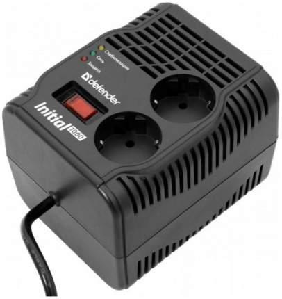 Однофазный стабилизатор Defender AVR Initial 1000VA 99018