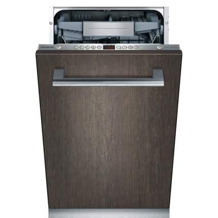 Встраиваемая посудомоечная машина 45см Siemens SR65M083RU