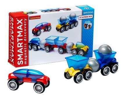 Магнитный конструктор smartmax/ Bondibon специальный (special) набор: экспресс
