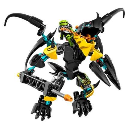 Конструктор LEGO Hero Factory летун против бриз 44020