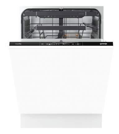 Встраиваемая посудомоечная машина 60 см GORENJE GV66161