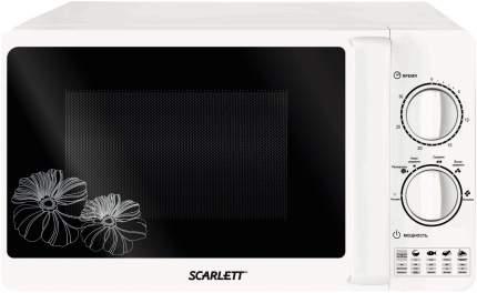 Микроволновая печь соло Scarlett SC-MW9020S01M white