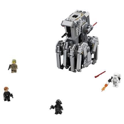Конструктор LEGO Star Wars Тяжелый разведывательный шагоход Первого Ордена (75177)