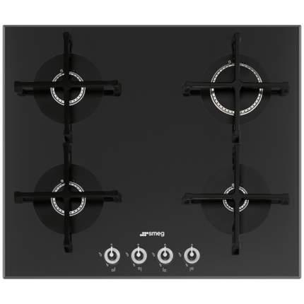 Встраиваемая варочная панель газовая Smeg PV164N-1 Black