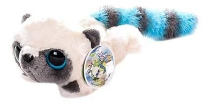 Мягкая игрушка Aurora Юху и его друзья 16-105 Лемур Лемми лежачий, 16 см