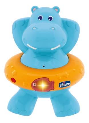 Игрушка для ванны Chicco Счастливый бегемотик 7652