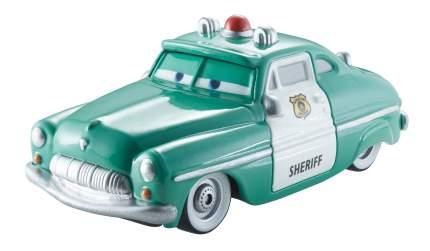 Полицейская машина Cars Тачки Шериф CKD15 CKD19