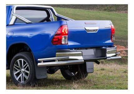 Защита заднего бампера RIVAL для Toyota (R.5716.009)