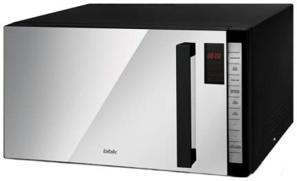 Микроволновая печь с грилем и конвекцией BBK 25MWC-980T/B-M black/mirror