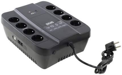 Источник бесперебойного питания Powercom Spider SPD-650U Черный